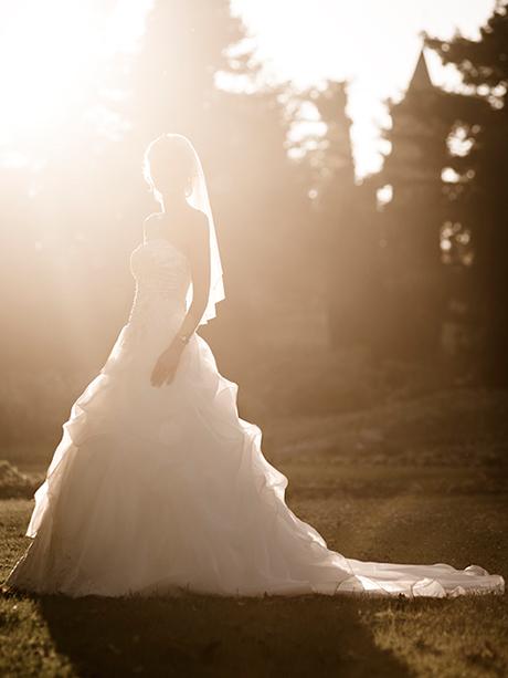 Hochzeitsfotografie auf Insel Mainau - Fotograf: Bjørn Jansen
